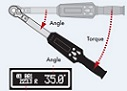 DTC-REV-A, Digital Torque Wrench, With Angle